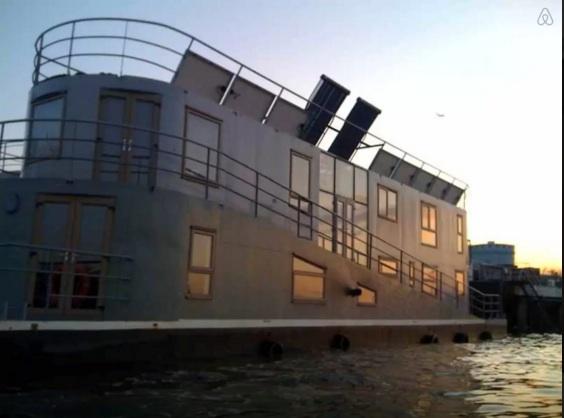Hostmaker Eco Boat Chelsea